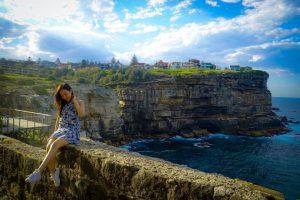 """Beach Girls และ  Surf Boy ทั้งหลาย อย่าพลาด จุดถ่ายรูปยอดนิยม ทะเล """" สุดปัง """"  ในซิดนีย์"""
